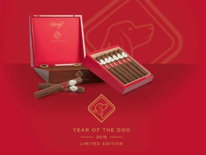 Arriving Soon: Davidoff Year of the Dog